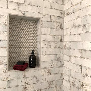 Rugged Ranch House Bathroom
