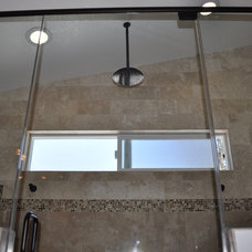 Traditional Bathroom by Horizon Construction & Remodeling