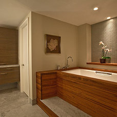 Contemporary Bathroom by Russell