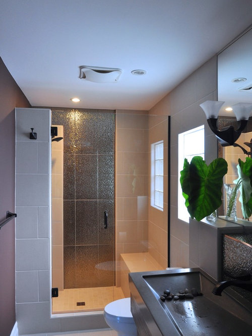 Eclectic ottawa bathroom design ideas remodels photos for Bathroom designs ottawa