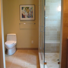 Modern Bathroom by Steve Rankin Architecture