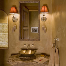 Rustic Bathroom Rustic Bathroom