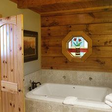 Rustic Bathroom Rustic Bathroom