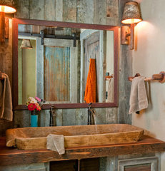 traditional bathroom by Highline Partners, Ltd