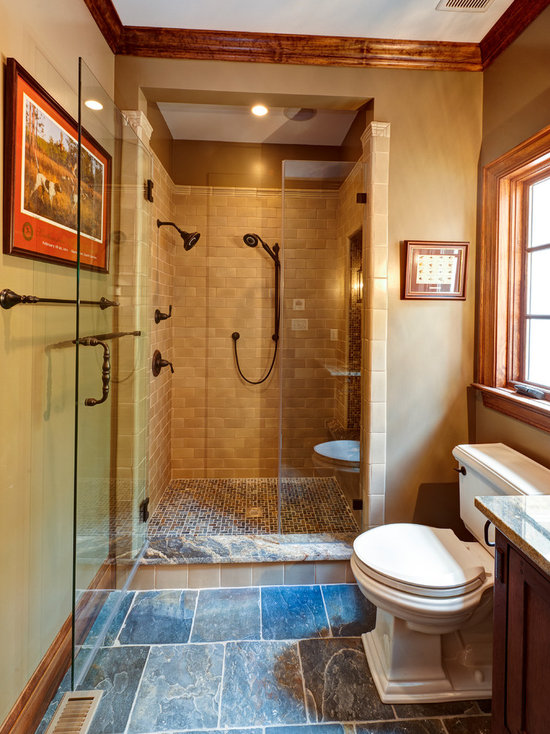Rustic Bathroom Showers rustic shower | houzz
