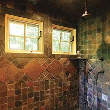Rustic Bathroom by Paul Davis Restoration & Remodeling