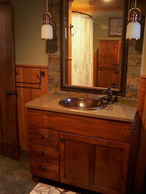 Best Rustic Grand Rapids Bathroom Design Ideas Remodel Pictures Houzz