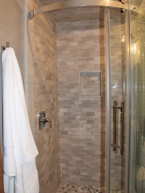 Rustic Contemporary Main Bath