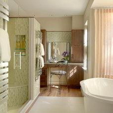 Contemporary Bathroom by Castle Design
