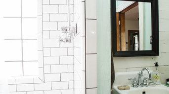Rustic Craftsman Bathroom Renovation