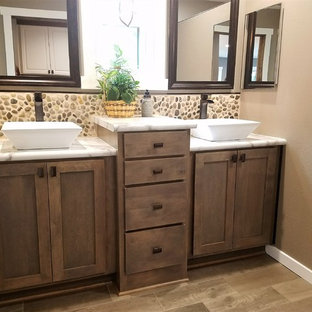 Fine 75 Beautiful Bathroom With Laminate Countertops Pictures Download Free Architecture Designs Scobabritishbridgeorg