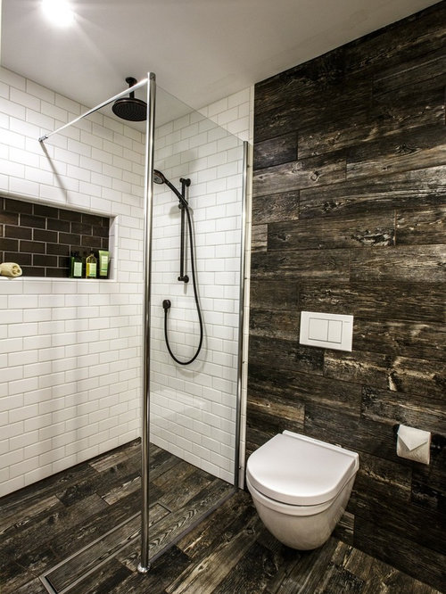 Small Bathroom Design Ideas, Renovations & Photos with ...