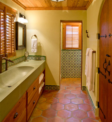Southwestern houston bathroom design ideas remodels photos for Bathroom ideas houston