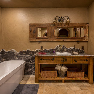 Merveilleux Wrought Iron Bathroom Vanity | Houzz
