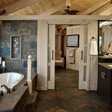 Modern Bathroom by Beres Design Group