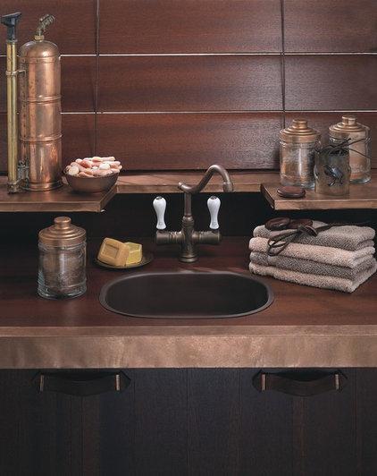 Traditional Bathroom Sinks by Herbeau - Winckelmans Tiles - Line Art Furniture