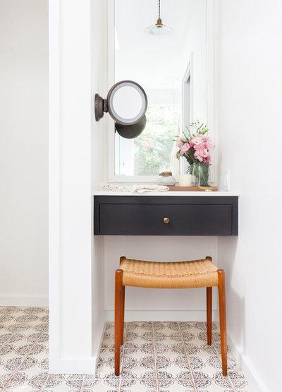 Trendy Badeværelse by Amber Interiors