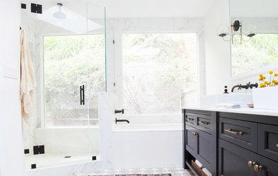 Inred ditt badrum med mattor – snyggt och praktiskt