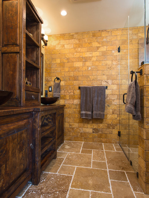 25 Best Southwestern Travertine Tile Bathroom Ideas, Designs ... Southwestern Master Bathroom Designs on southwestern bedroom, southwestern bathroom wall tile, rustic decor bathroom, southwestern dining room,