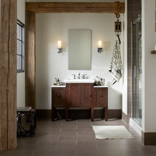 Craftsman Bathroom by Kohler