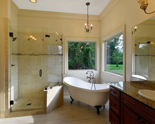 Rustic New Orleans Bathroom Design Ideas Remodels Photos