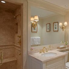 Traditional Bathroom by Patrick D. Jarosinski & Associates