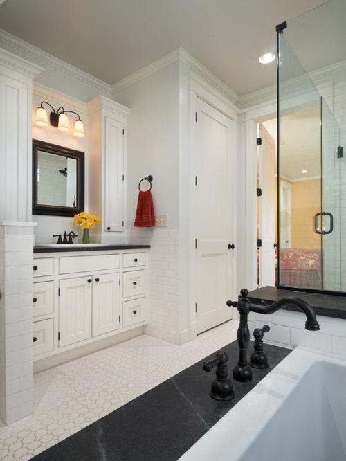 Badrum badrum panel : Foton och badrumsinspiration för badrum, med luckor med upphöjd ...