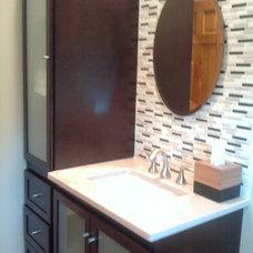 Contemporary Bathroom by S. Sexton Design Associates