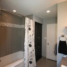 Contemporary Bathroom by Kitchens of Diablo