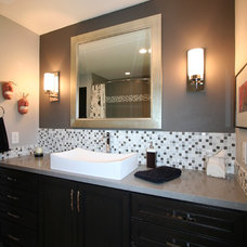 Contemporary Bathroom by Kitchens of Diablo