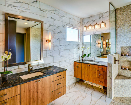 His And Hers Separate Bathrooms Houzz