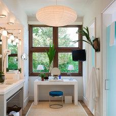 Beach Style Bathroom by foley&cox