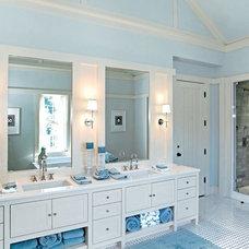 Traditional Bathroom by PCH, Inc.