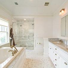 Traditional Bathroom by Benco Construction