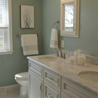 75 Most Popular Light Green Bathroom Design Ideas for 2019 ...