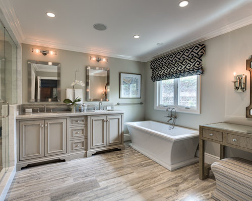 Bathroom vanity mirror ideas houzz - Bathroom vanities in orange county ...