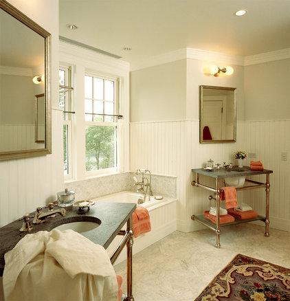 Traditional Bathroom by Rosenberg Kolb Architects