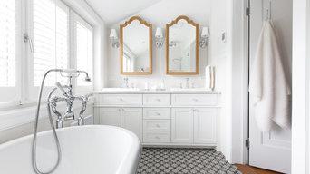Salle de bain des maîtres - Ville Mont-Royal