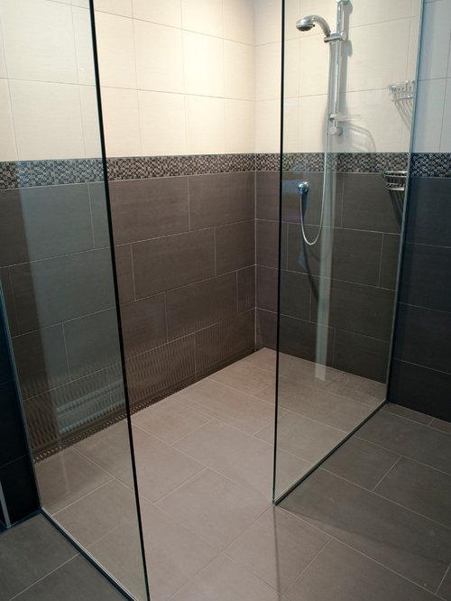 Salle de bain douche for Salle de bains douche saint paul