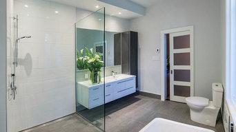 Salle de bain Plateau Mont-Royal