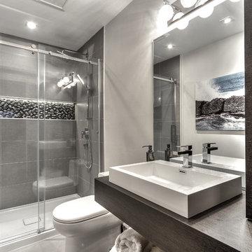 Salle de bain ''ZEN''