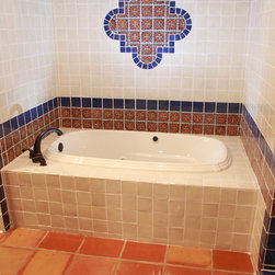 National Company offers Saltillo Regular Square in 12x12 (with Talavera tile) - Reeso Tiles is a national company and we can ship anywhere in the U.S.