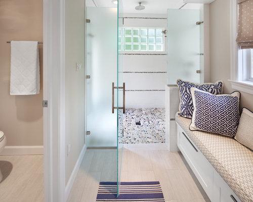 Pebble Shower Floor Home Design Ideas Pictures Remodel