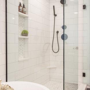 Sammamish Modern Farmhouse Master Bath