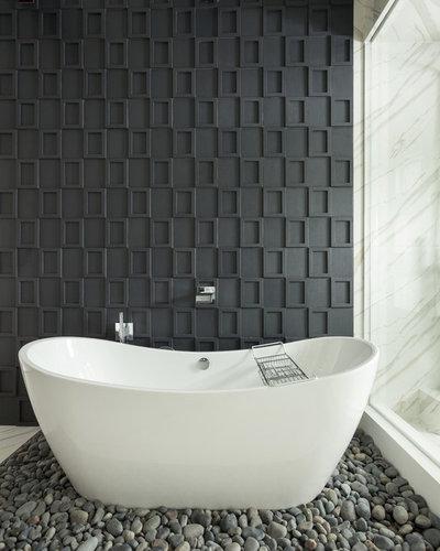 Modern Badezimmer By Susan Thiel Design