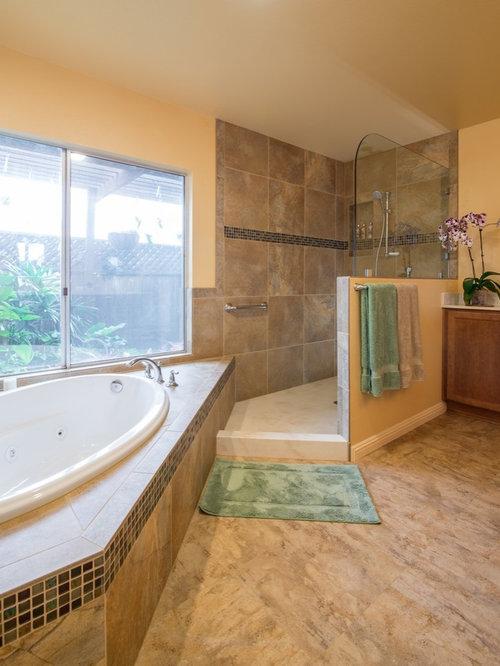 Tropical Bathroom Design Ideas Renovations Amp Photos With