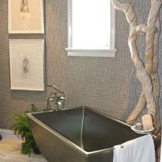 Contemporary Bathroom San Francisco Decorator Showcase 2011