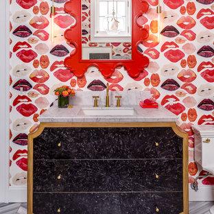 Trendy bathroom photo in San Francisco