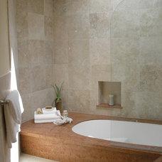 Mediterranean Bathroom by BMF CONSTRUCTION