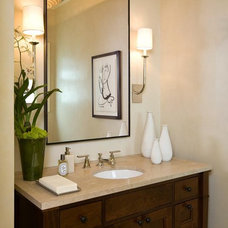 Traditional Bathroom by C Wright Design